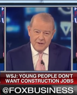 Fox Business Millennials in Construction